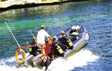 Unterkunft für einen Tauchurlaub auf Mallorca